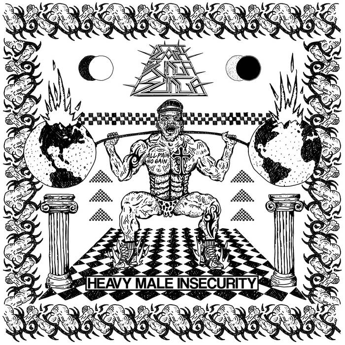 Album Review: Death By Unga Bunga – Heavy Male Insecurity