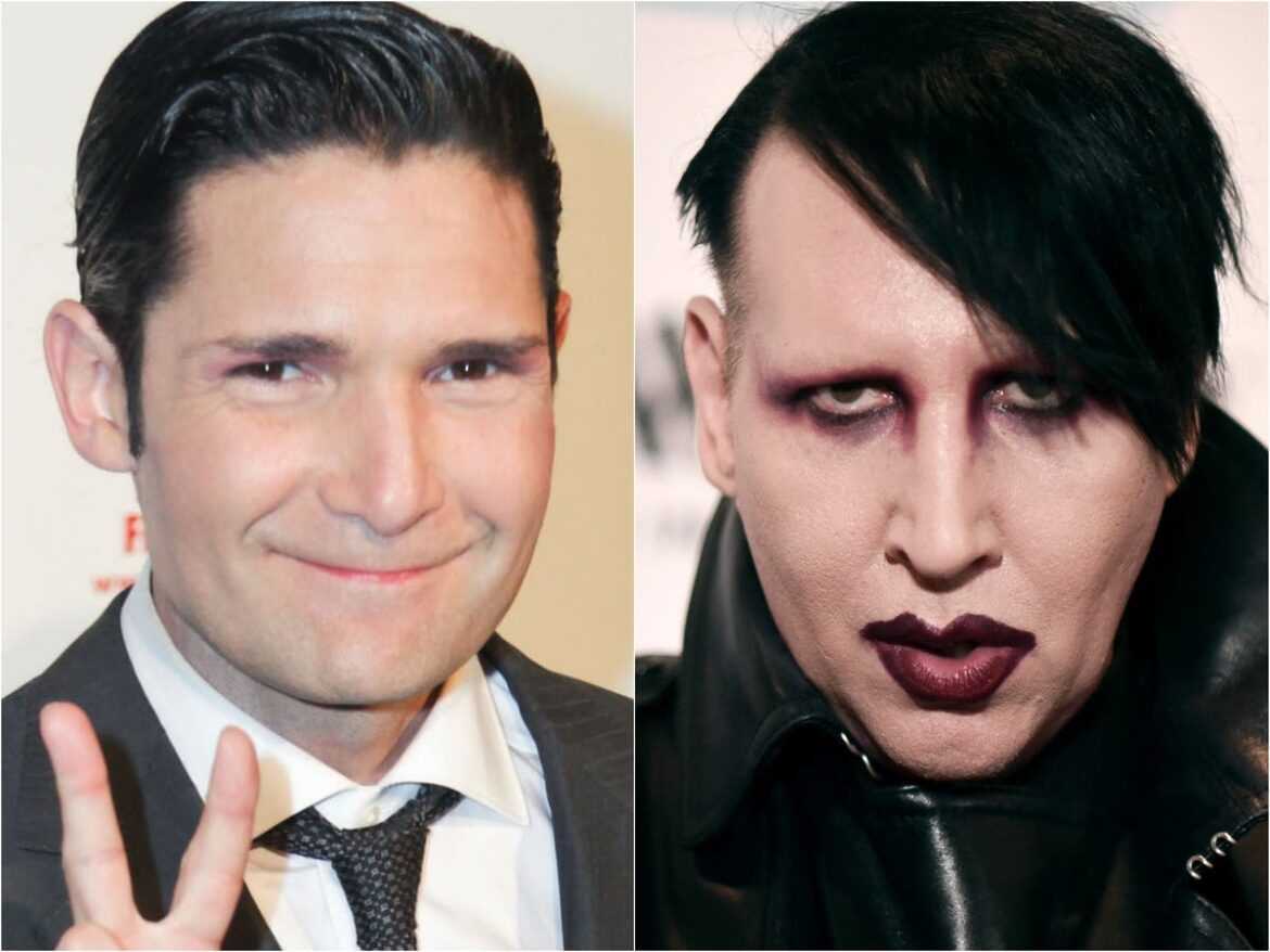 Corey Feldman accuses Marilyn Manson of 'decades long mental and emotional abuse' in wake of allegations