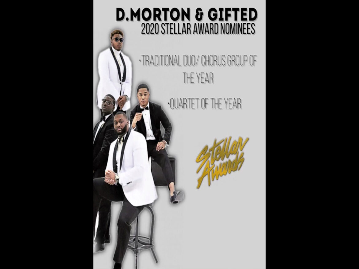 Black History: D. Morton an The Gifted