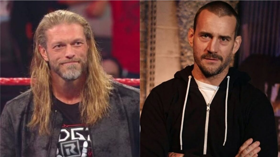 Edge Reveals Why CM Punk Once Refused To Tag In Chris Jericho During A Match