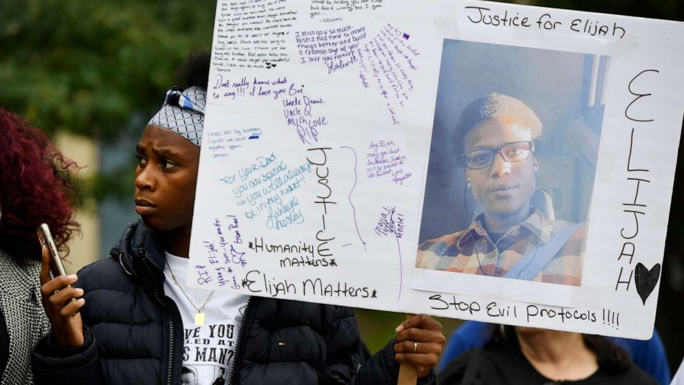 Independent report into deadly police encounter with Elijah McClain to be released