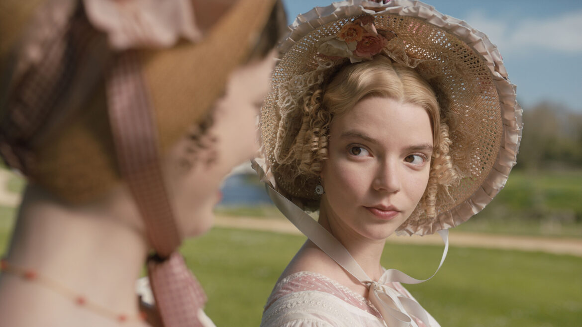 Anya Taylor-Joy and Autumn de Wilde Went Full Austen on 'Emma' — Watch