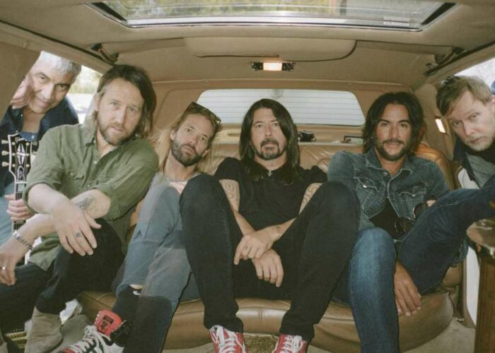Review: Foo Fighters take a great detour into fun grooves