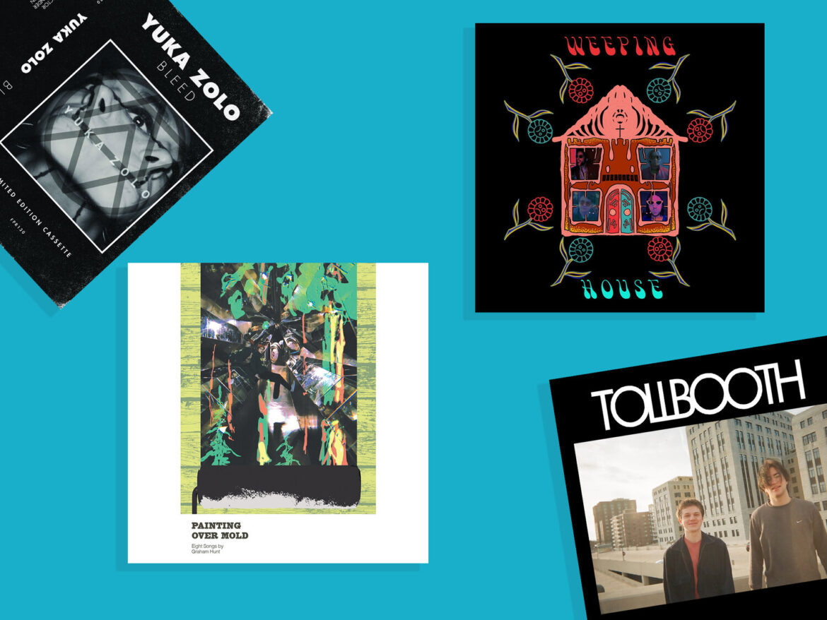 A small collection of Madison's winter listens — Tone Madison