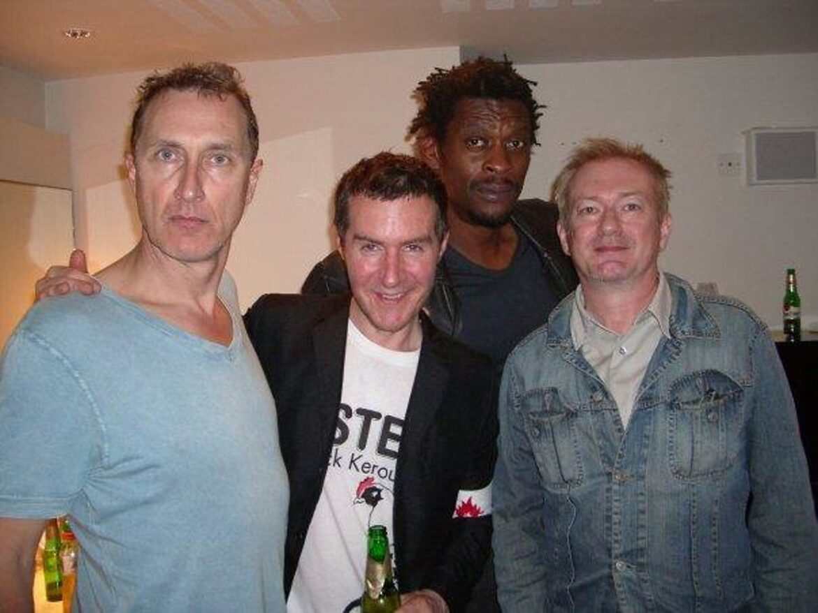 Massive Attack's 3D remixes Gang of Four for new Andy Gill tribute (listen)