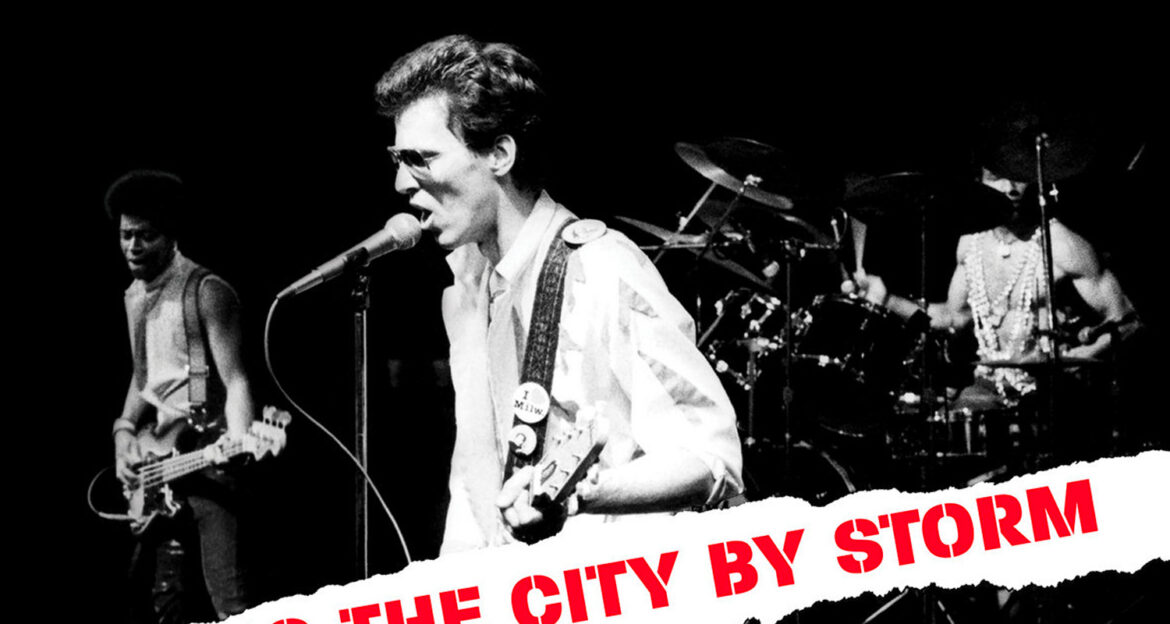 The Haskels, 'Taking The City By Storm'