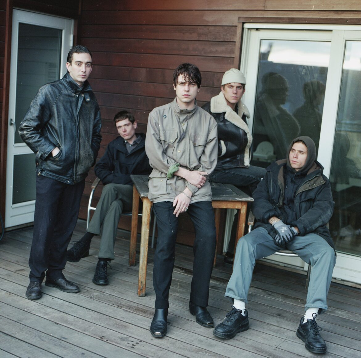 """Iceage Announces New Album Seek Shelter for May 2021 Release and Shares Video for """"Vendetta"""""""