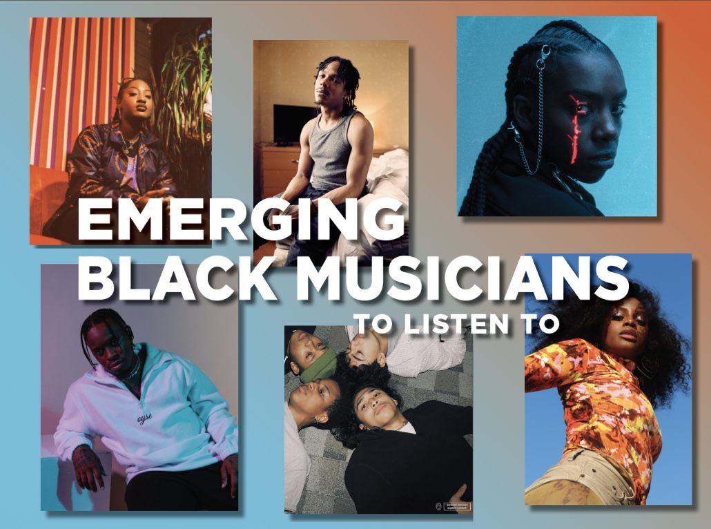 Emerging Black musicians to listen to right now