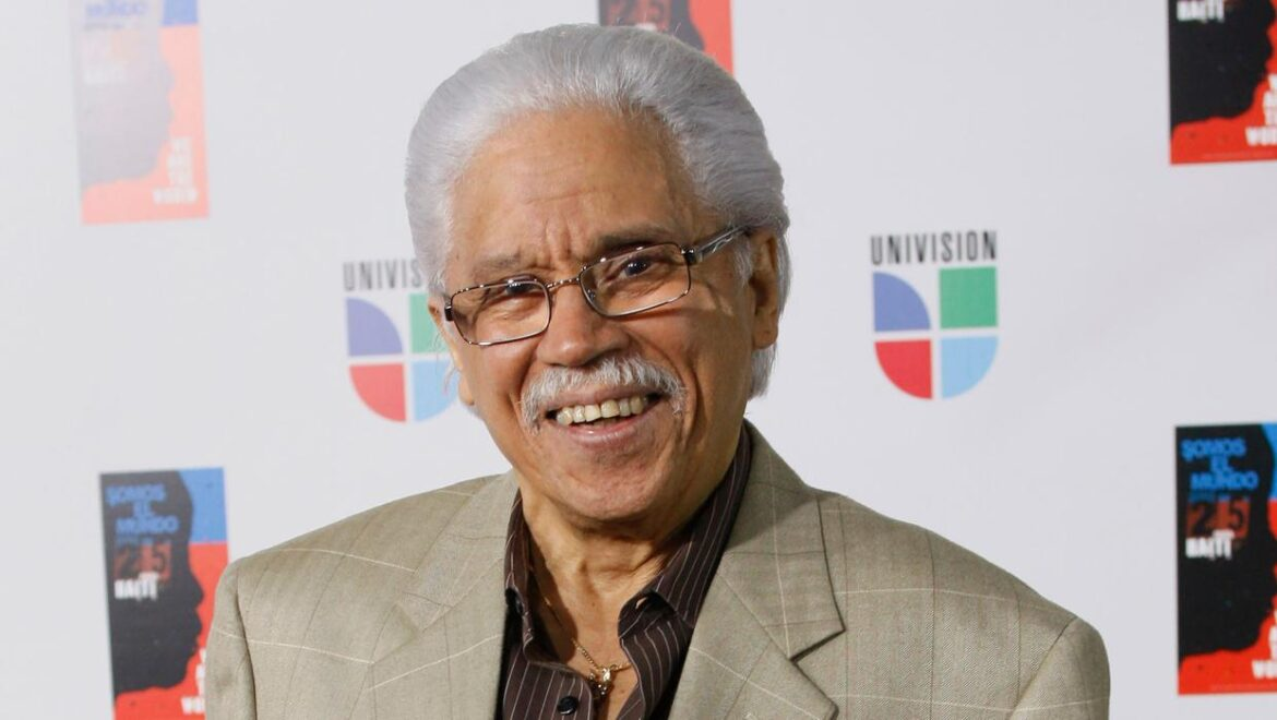 Tributes to salsa great Johnny Pacheco following death aged 85