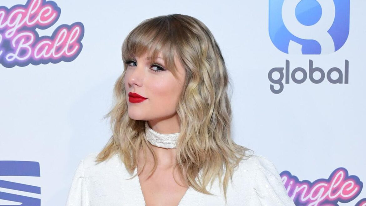 Taylor Swift sues Utah theme park that accused her of trademark infringement