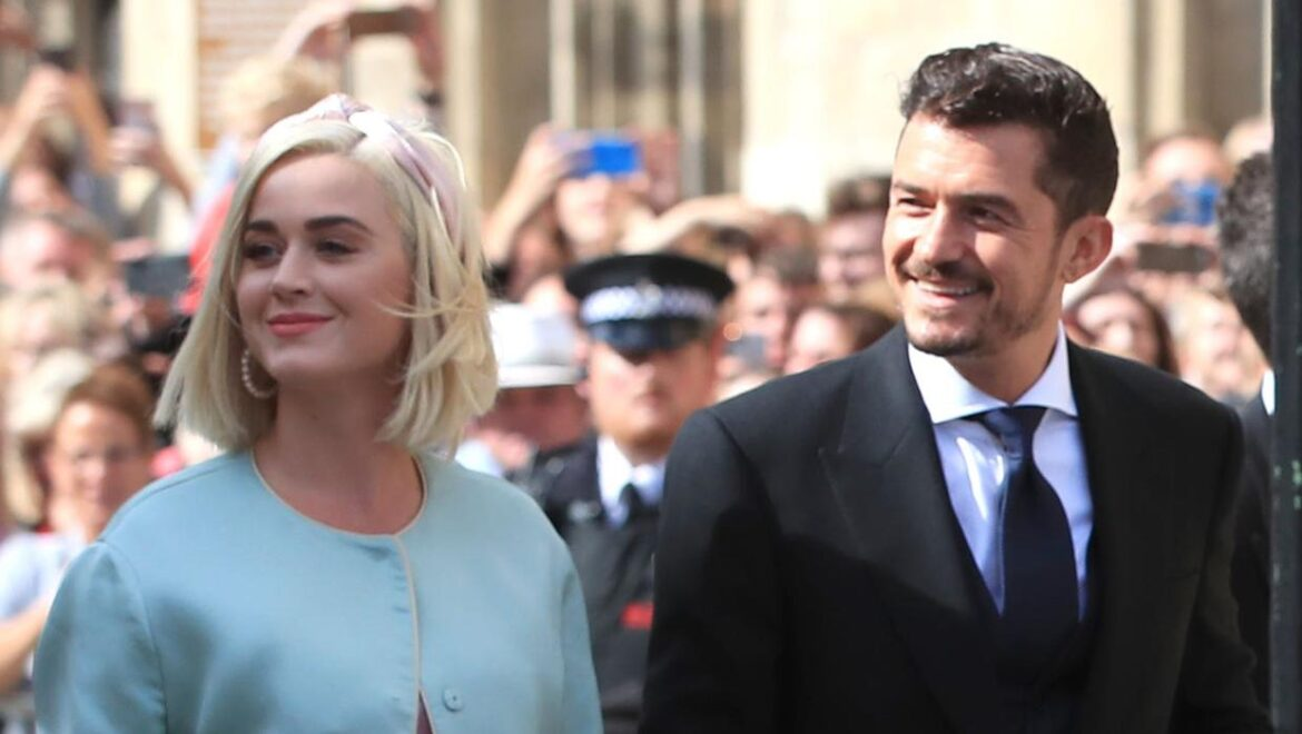 Katy Perry opens up on motherhood and 'incredible' fiance Orlando Bloom