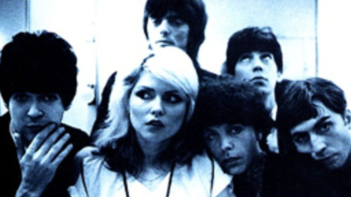 Legendary punk band Blondie comes to comics with Harley Quinn writers