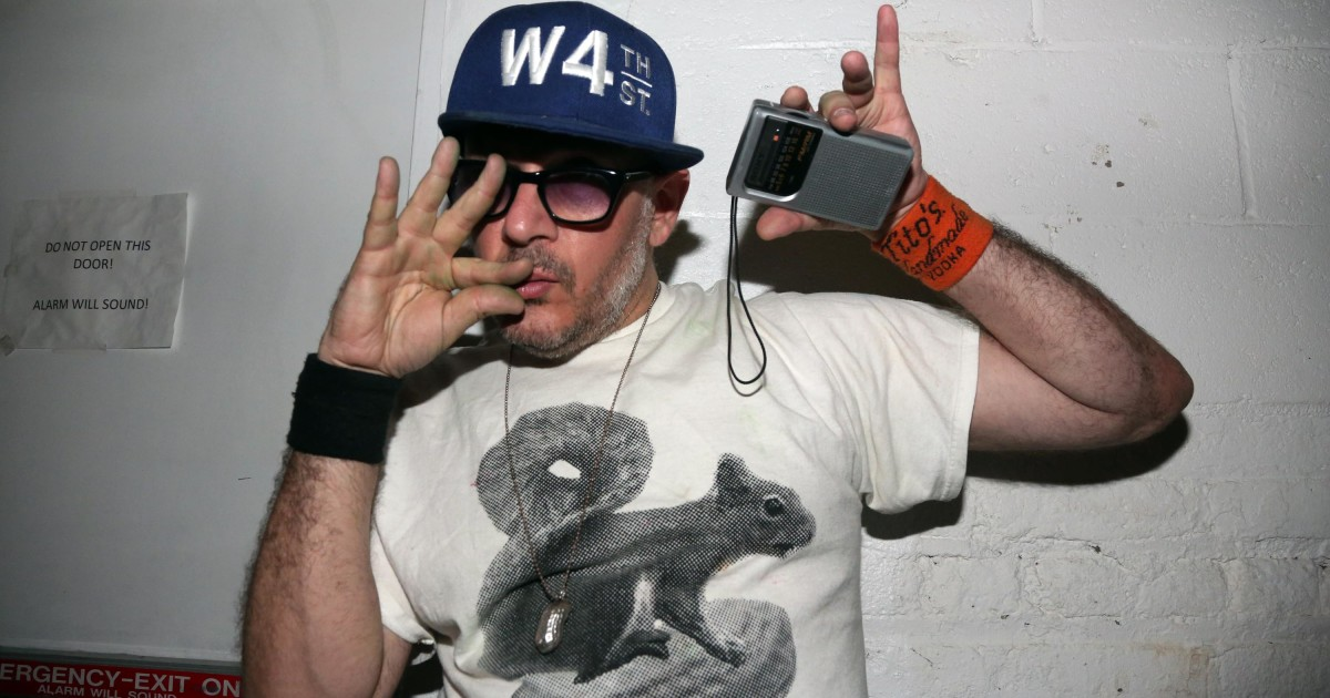 Ricky Powell, photographer of Beastie Boys, dies at 59