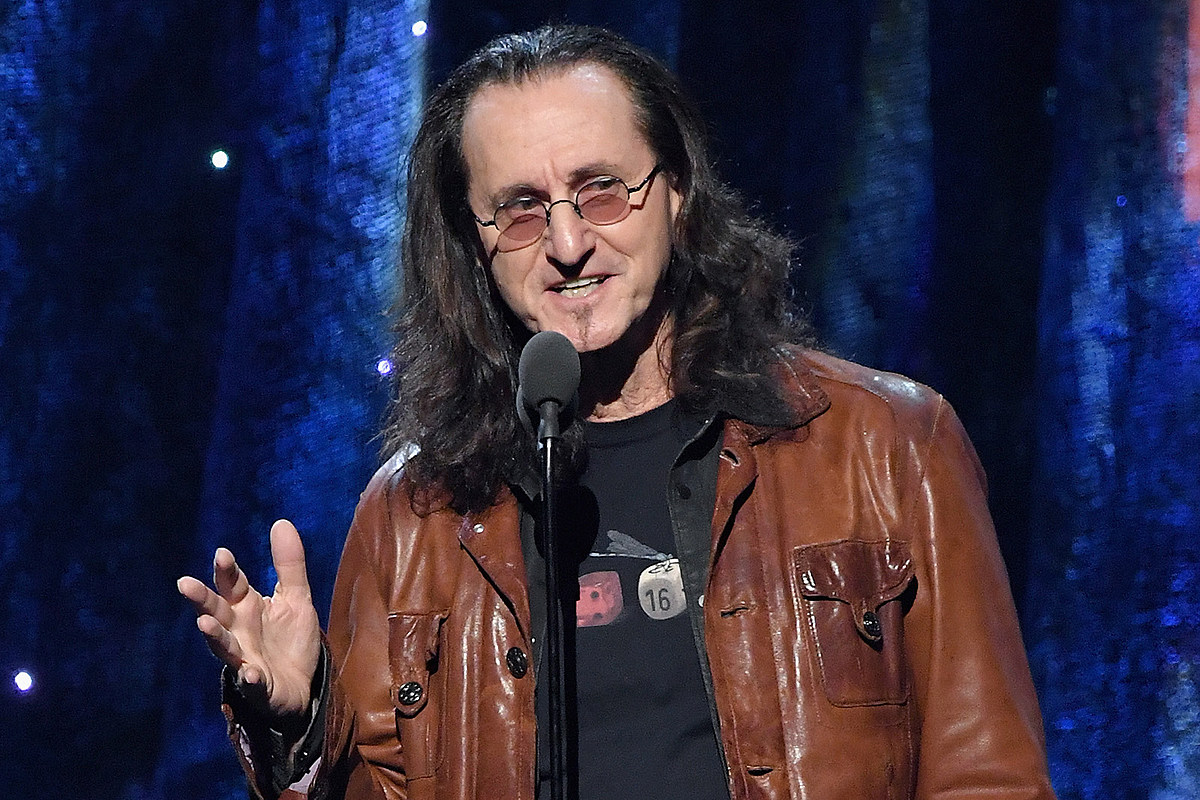 Geddy Lee Explains Why There's No Unreleased Rush Music