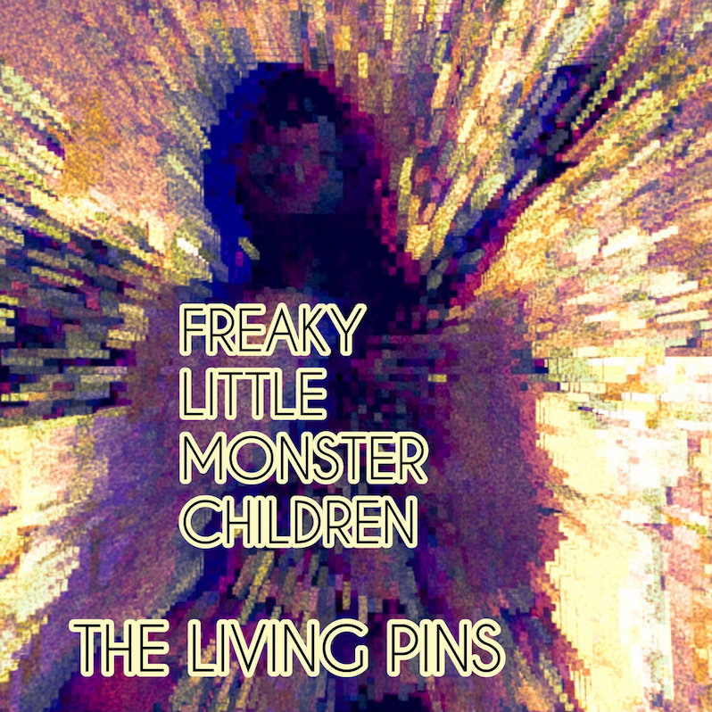 """The Living Pins take a psychedelic garage-rock journey on """"Raven"""" – Treble"""