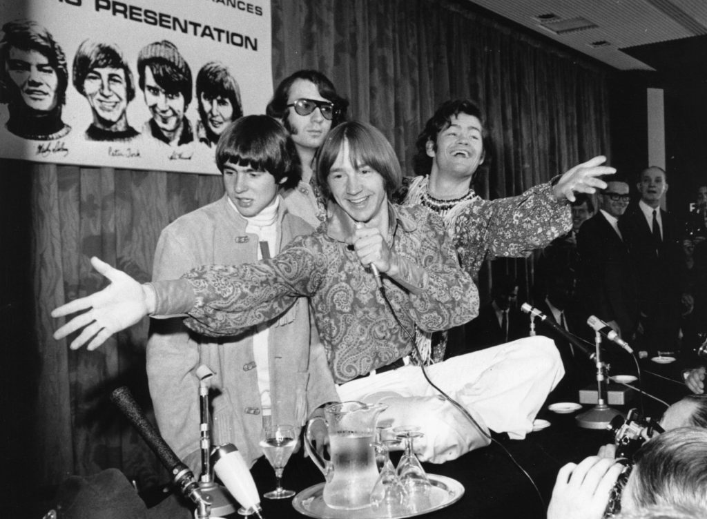 The Monkees' 'Pleasant Valley Sunday' Inspired This 1980s Rock Song