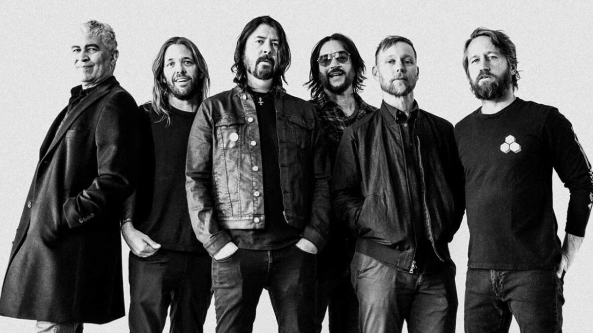 Dave Grohl pays tribute to his favourite American songwriter