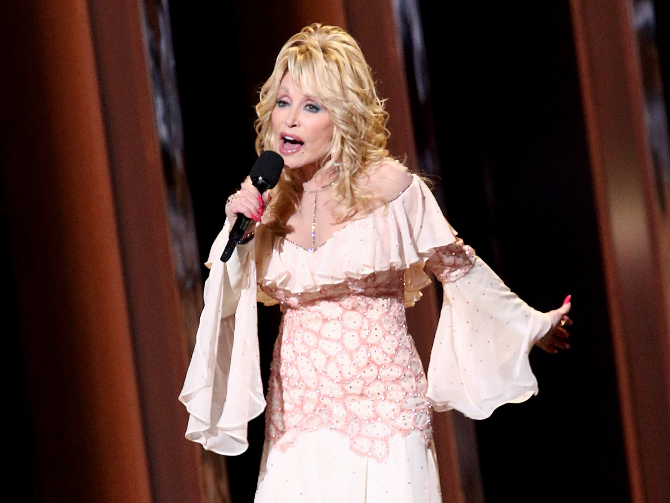 Dolly Parton turned down the Presidential Medal of Freedom twice