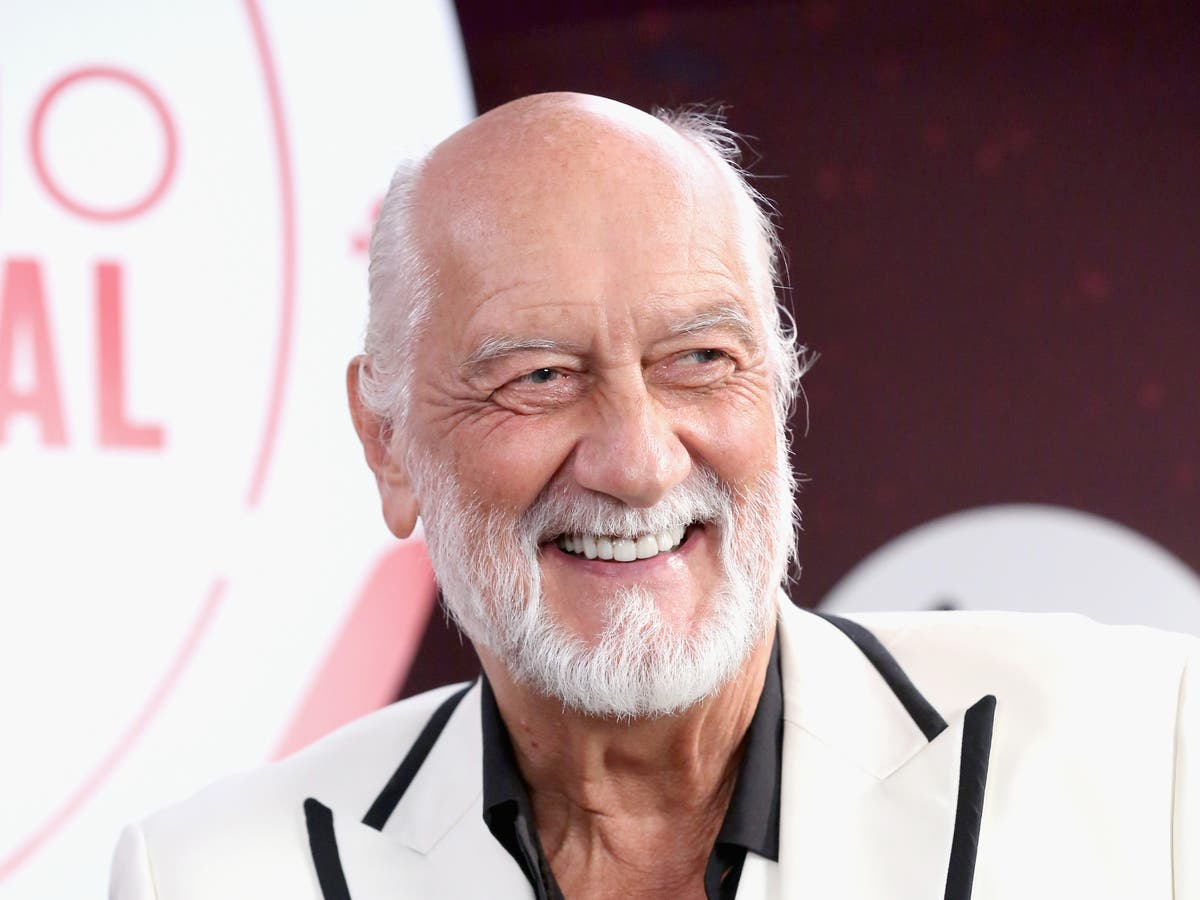 Mick Fleetwood says he can't remember two years of his life after heavy cocaine use