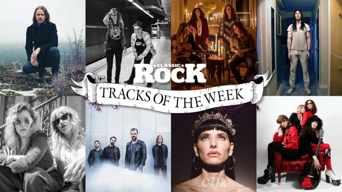 Tracks of the Week: new music from Myles Kennedy, Andrew W.K. and more