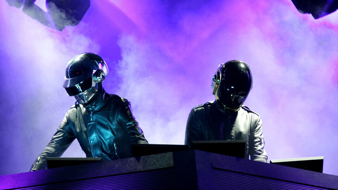 Career Timeline Of Daft Punk