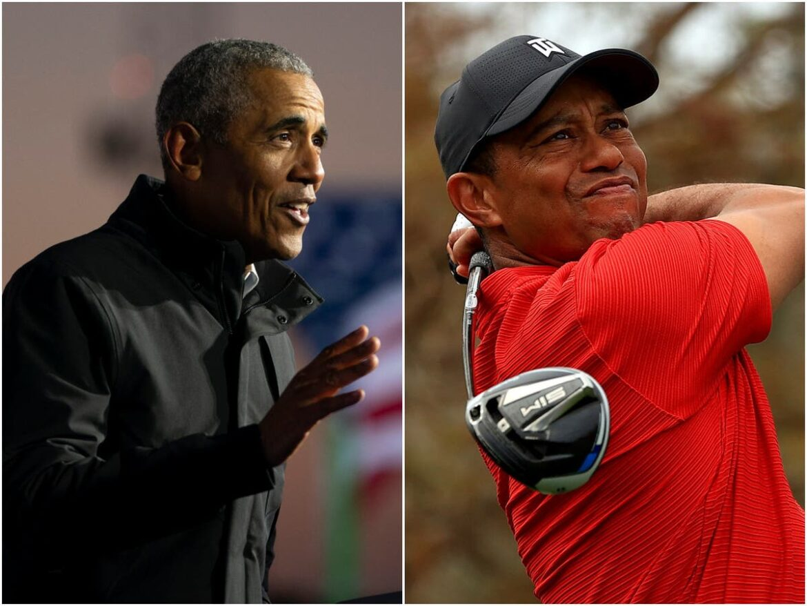 Tiger Woods: Barack Obama and Cher lead messages of support to golf star following car crash