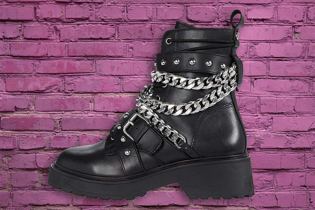 Edgy Styles from Dr. Martens & More – Footwear News