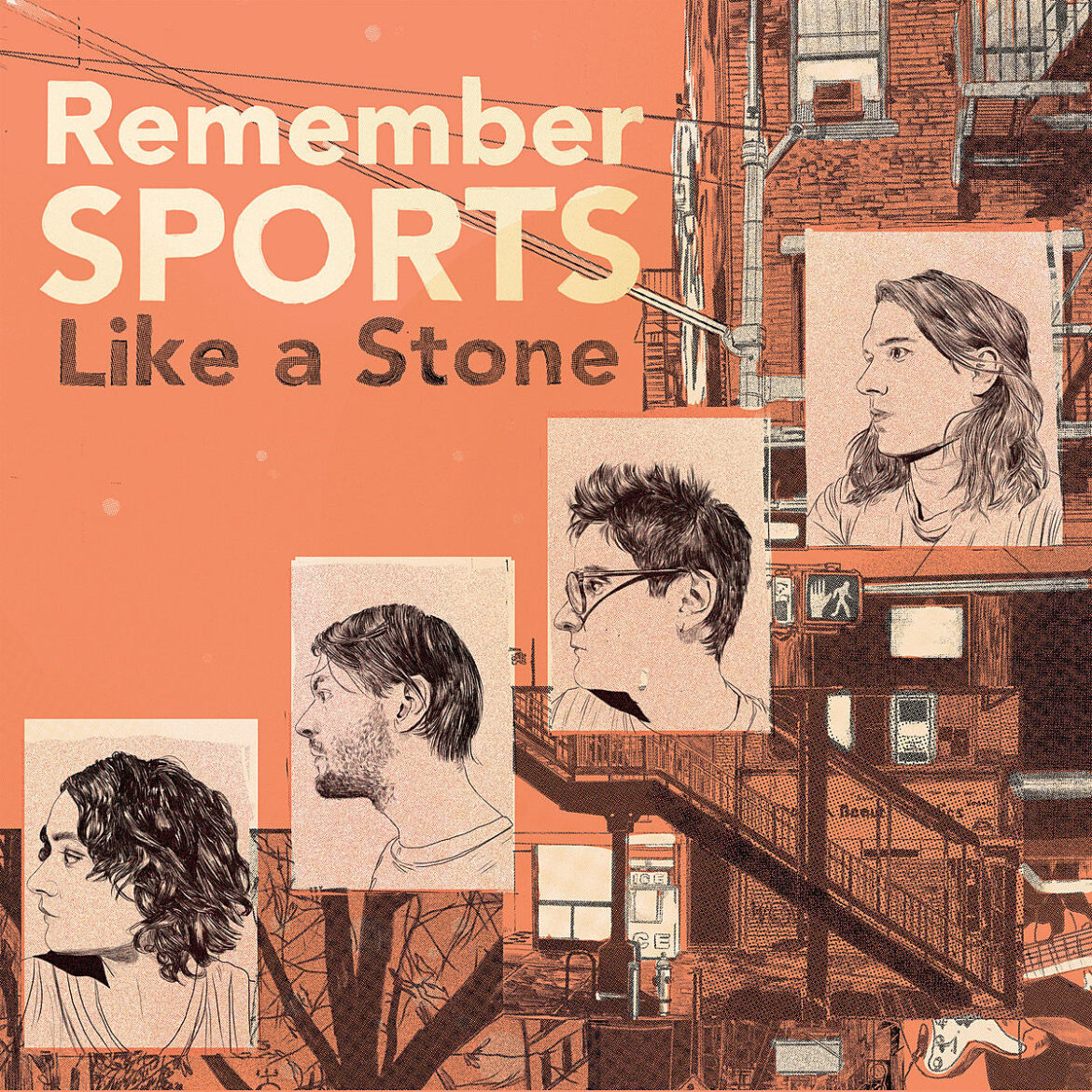 "Remember Sports announce new album 'Like A Stone,' share ""Pinky Ring"""