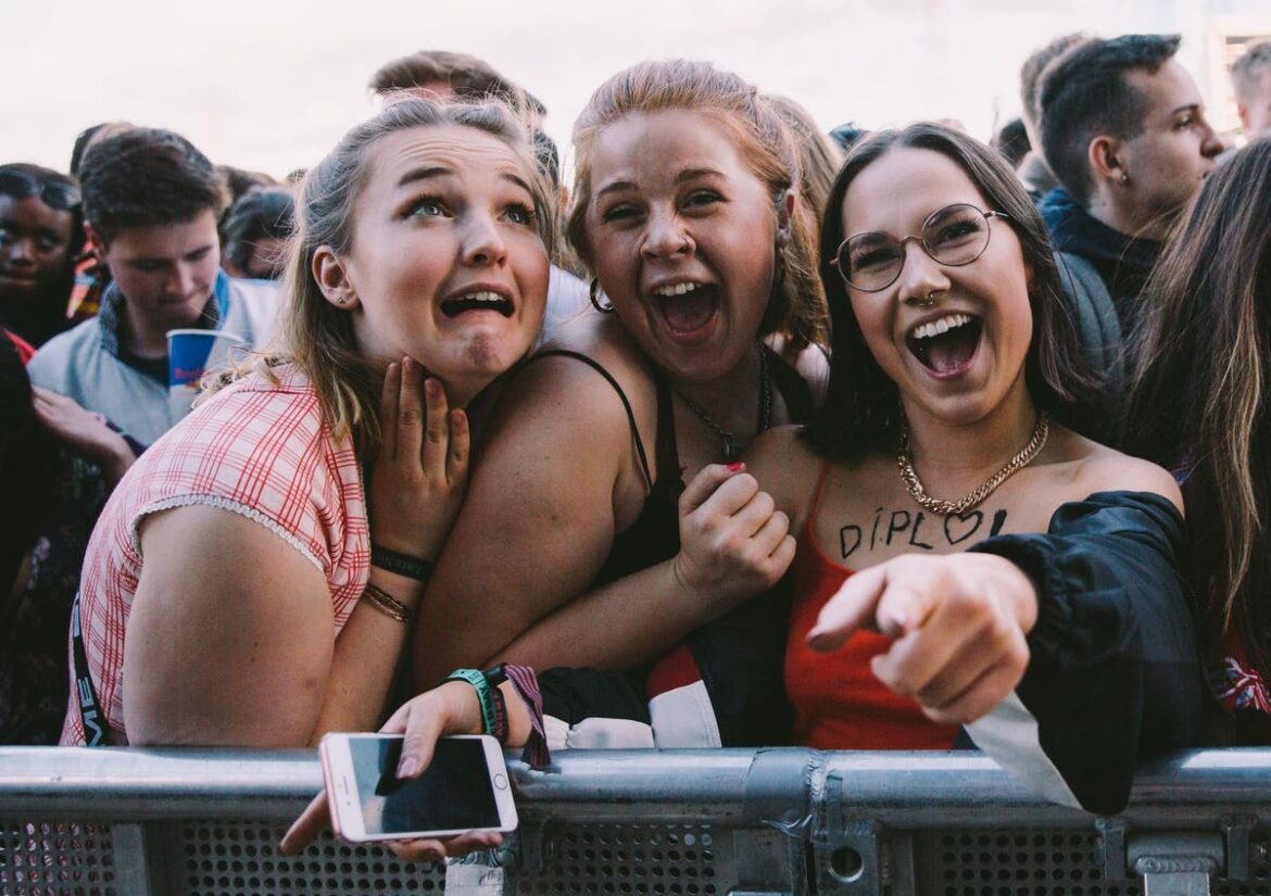 Music festivals selling out after roadmap to ease lockdown announced