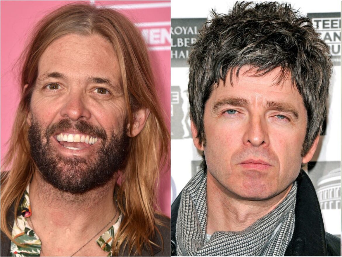 Foo Fighters drummer criticises Noel Gallagher for Dave Grohl insult: 'F*** that guy'