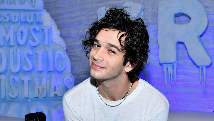 Matty Healy Teases Music From Drive Like I Do, His Pre-The 1975 Band