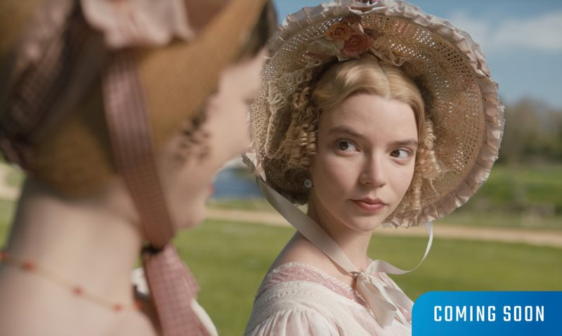 Awards Spotlight: Anya Taylor-Joy and Autumn de Wilde, 'Emma' — Watch