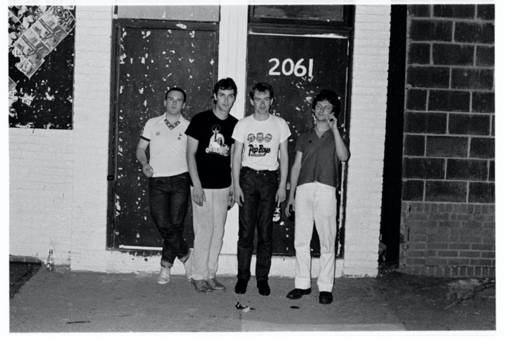 Gang of Four Announce New Box Set From 1977-1981