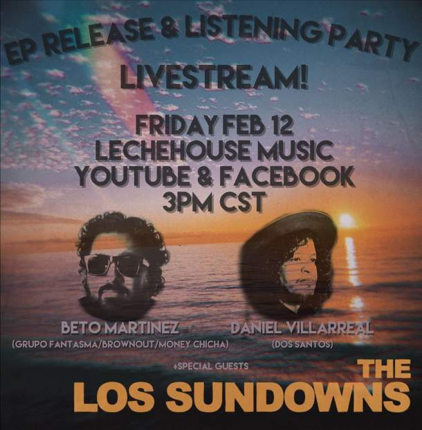 The Los Sundowns Release Self-titled Debut EP