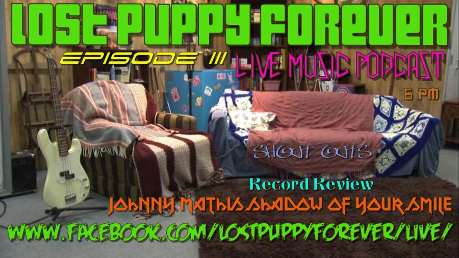 Lost Puppy Forever Big Bowl Home Happy Hour Ep #111 @ 6PM www.facebook.com/lostpuppyforever/live