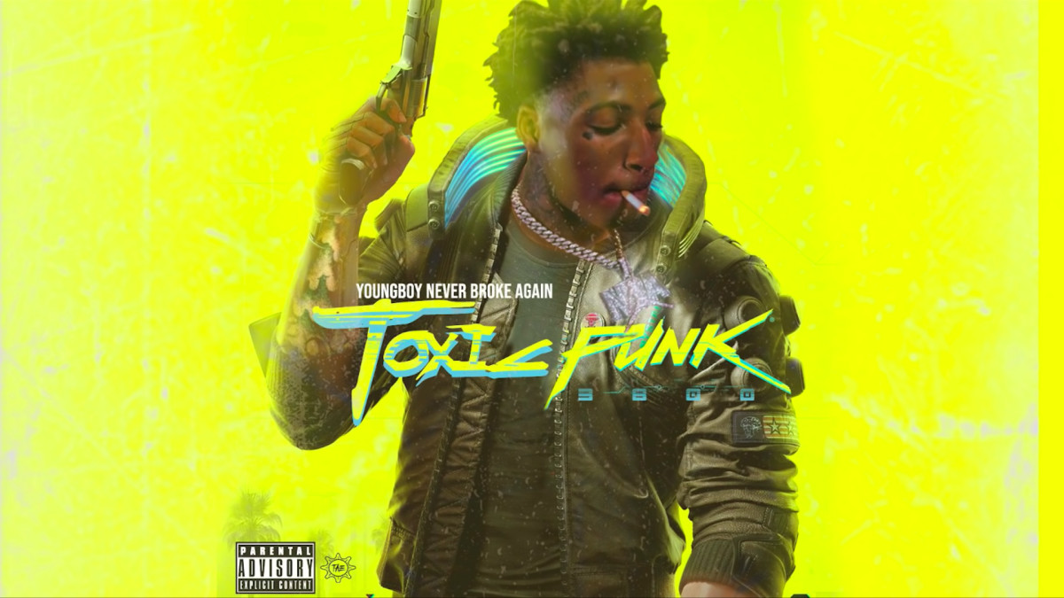 "YoungBoy Never Broke Again Releases New Song ""Toxic Punk"""