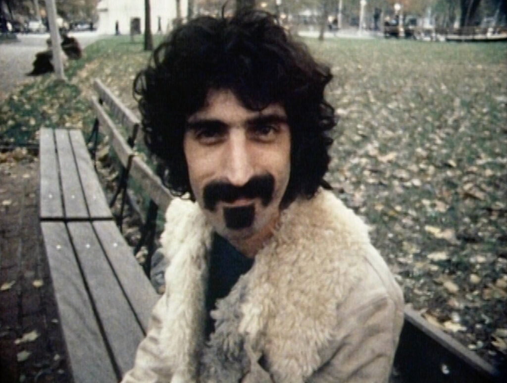 Film Review: Zappa is a frank & creative look at Frank Zappa's weirdly provocative genius