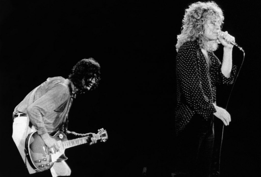 How the Final Led Zeppelin Album Became a Godsend for the Record Industry