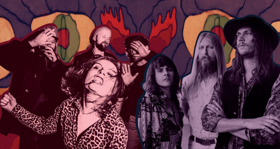 Heavy Psych and Stoner Rock Bands Find an Unlikely Hotbed In Poland