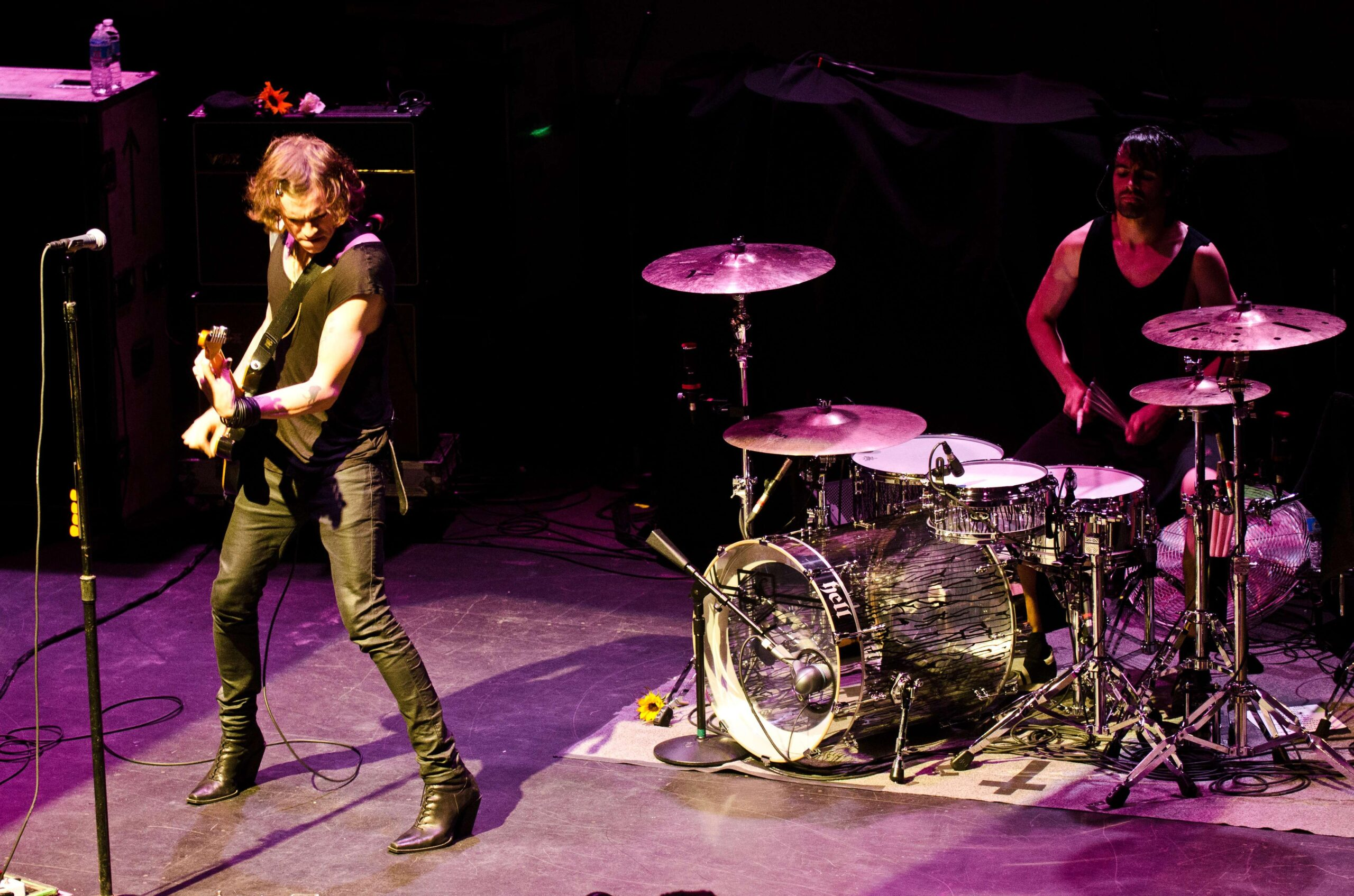 Celebrating Women's Live History: Laura Jane Grace Plays San Diego's Humphreys Concerts By The Bay In May 2012