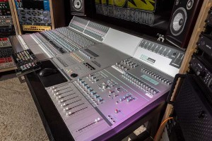 Audient Console Goes Down a Storm at Thunder House Studios