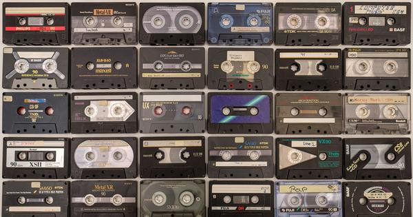 Audio cassettes are 'a bit rubbish', so why did their sales doubled during the pandemic?