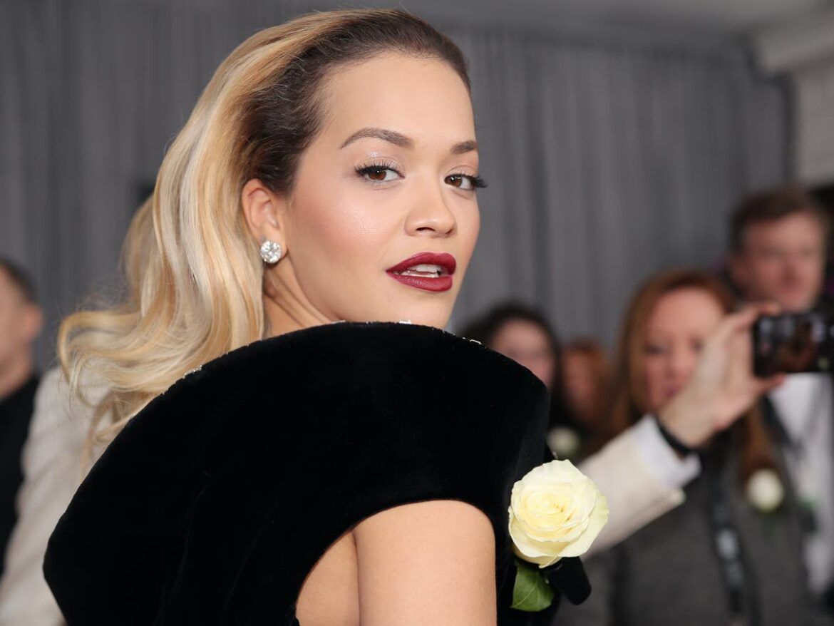 Rita Ora recalls 'awkward' encounter with idol Madonna