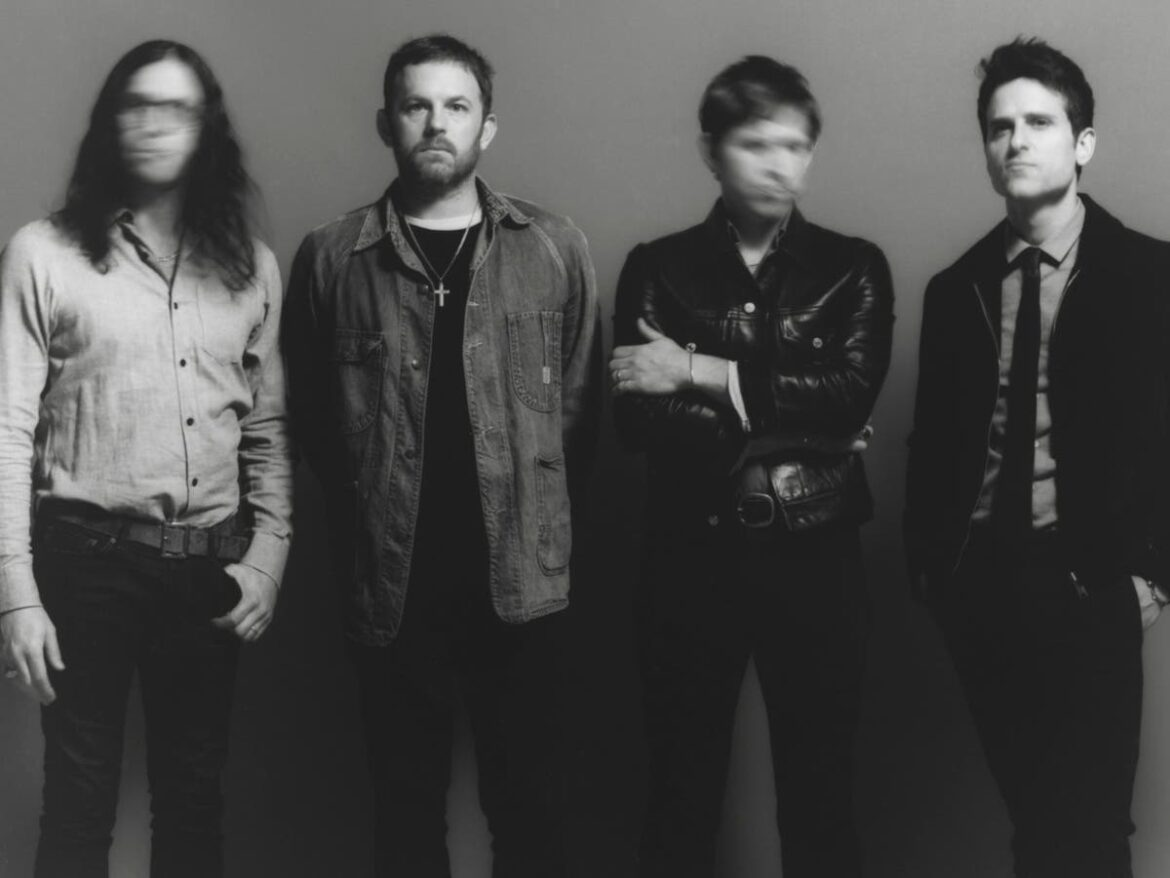 Kings of Leon to offer new album as an NFT in music industry first
