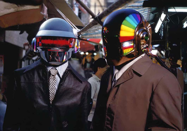 Dealing with the very human end of Daft Punk