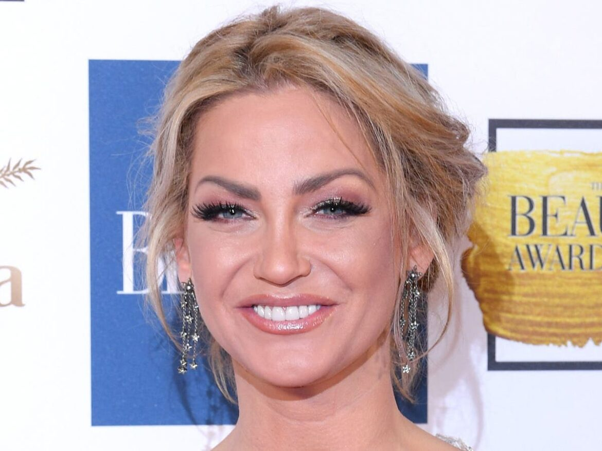 Sarah Harding says Christmas 2020 was 'probably my last' as cancer spreads to spine