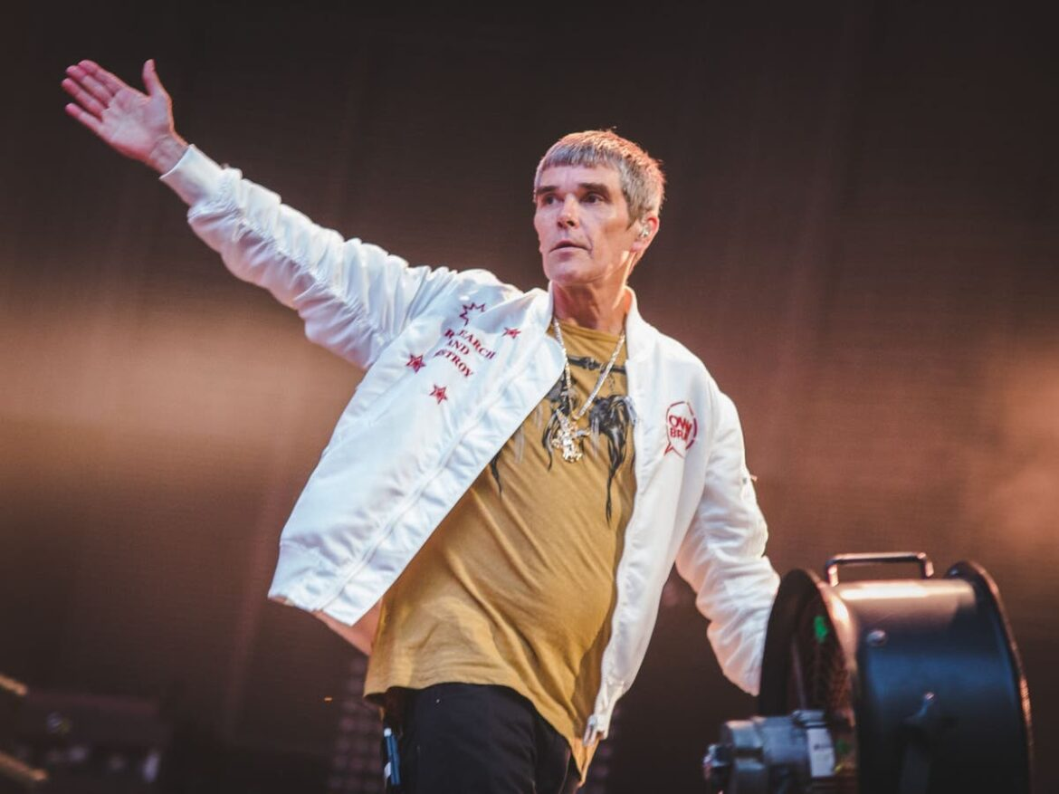 Ian Brown claims Spotify removed anti-lockdown song 'Little Seed Big Tree' in act of 'censorship'