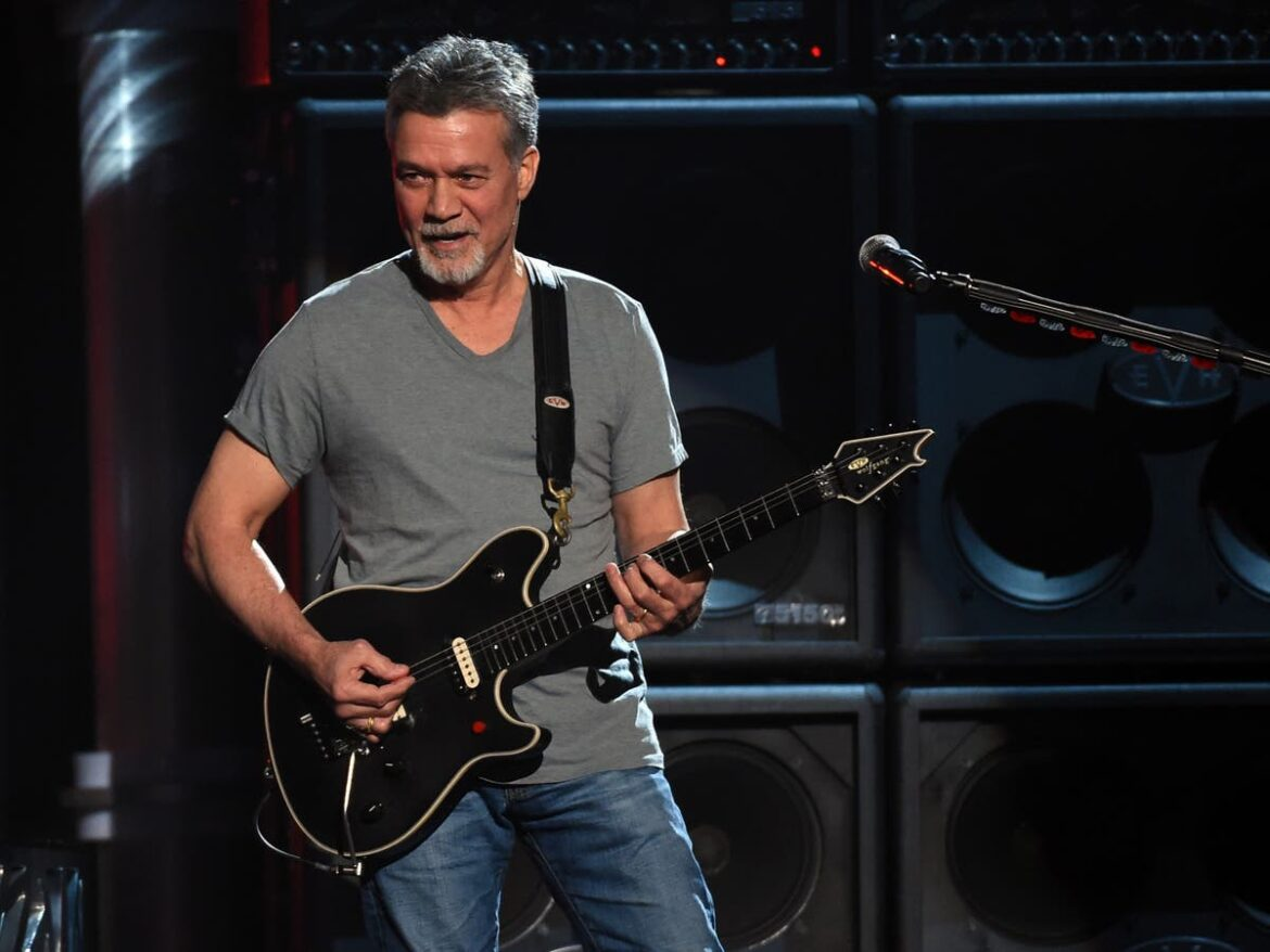 Eddie Van Halen's son slams 'out of touch' Grammys for too-brief 'in memoriam' tribute