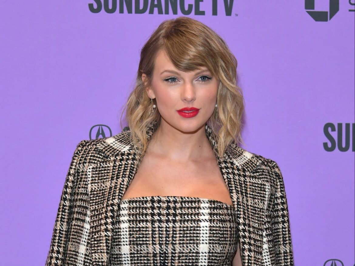 Taylor Swift to release unheard re-recorded song 'You All Over Me' tomorrow
