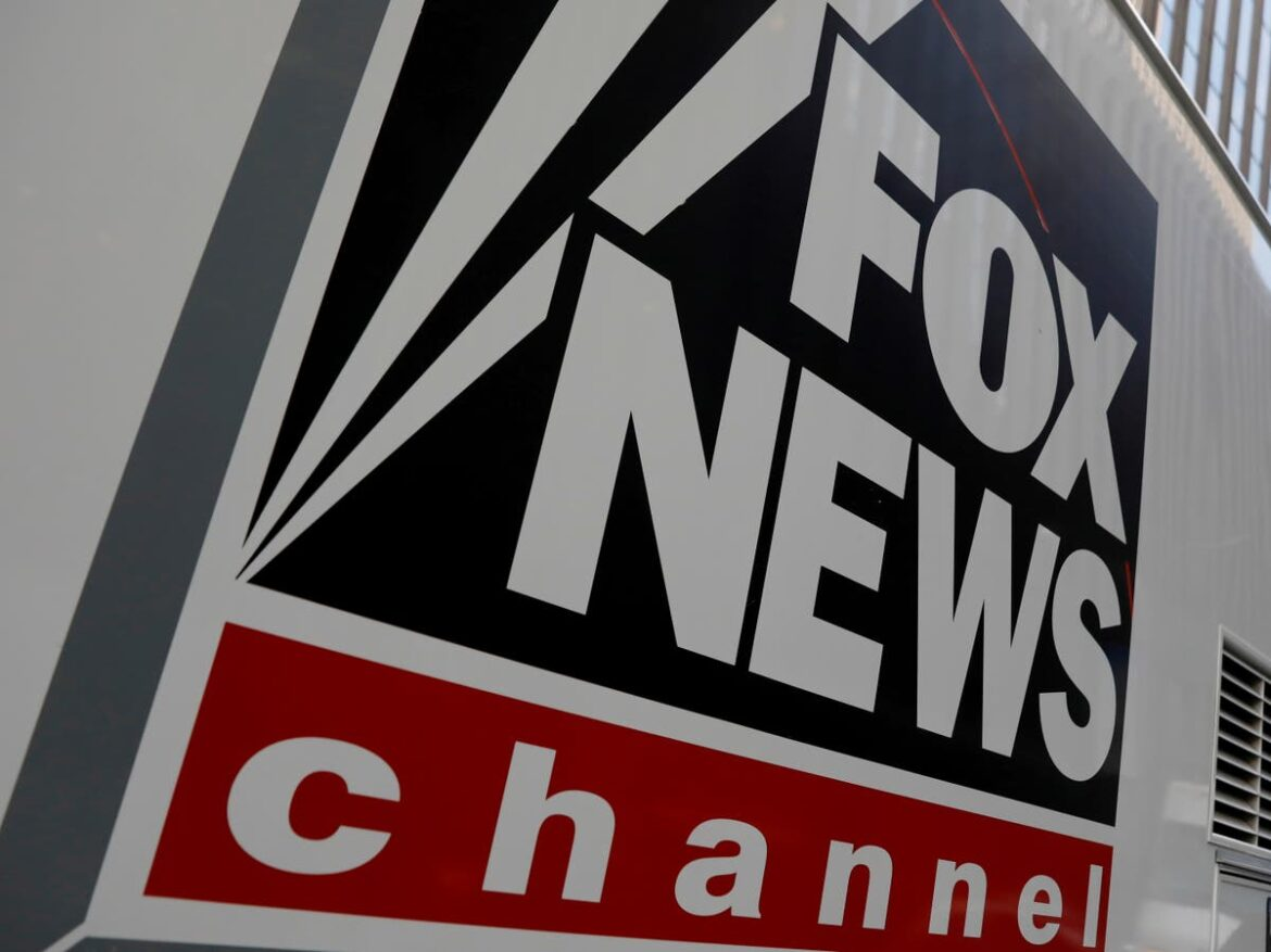 Fox News sued for $1.6bn over false election claims